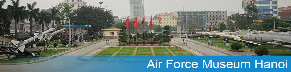 Air Force Museum Hanoi