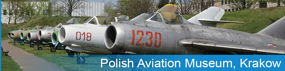 Polish Aviation Museum Pictures